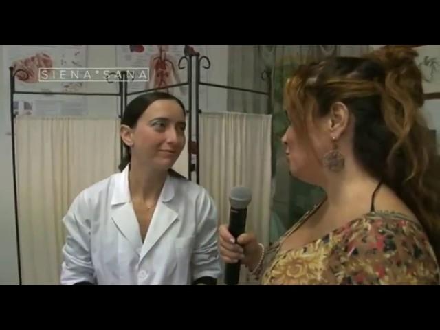 Agolifting - Intervista Dr Cecilia Lucenti - Siena TV