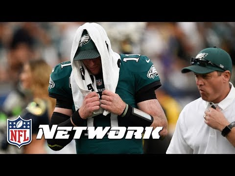 How Will the Eagles Move on Without Carson Wentz? | NFL Network