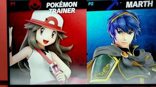Super Smash Bros Ultimate - Squirtle vs Marth - Keitaro vs Cilvanis