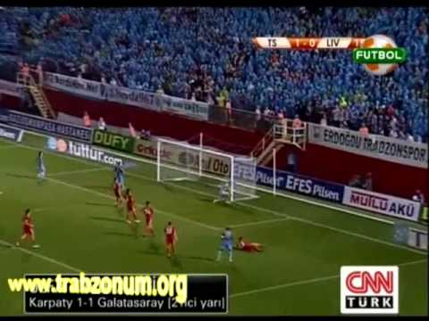 Trabzonspor Liverpool