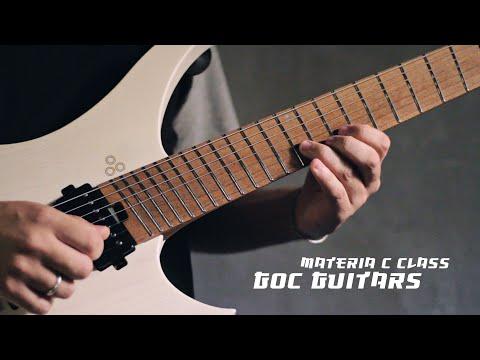 GOC Guitars: Materia