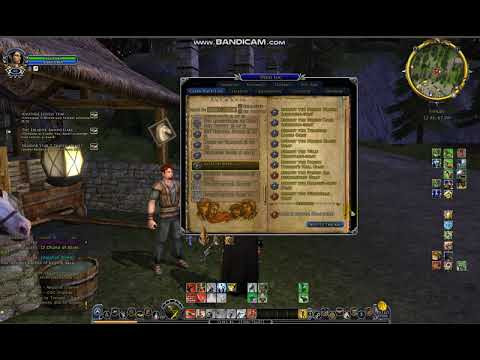 LotRO: Deeds And Points Griding