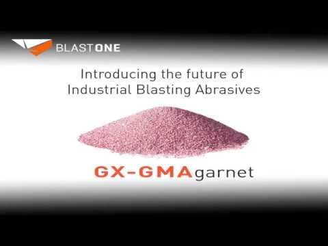 BlastOne : GMA Garnet Abrasive Media Suppliers