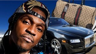 6 expensive things owned by pusha t