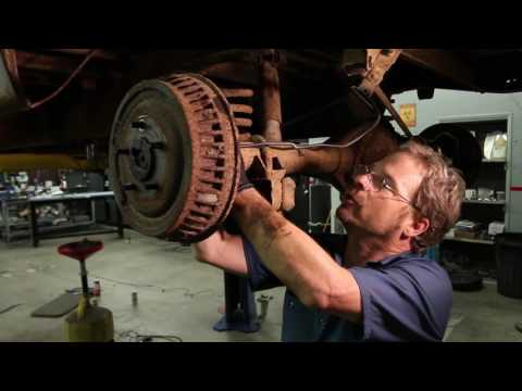 How to Replace Brake Lines for 1967-1972 GM Trucks – Kevin Tetz with LMC Truck
