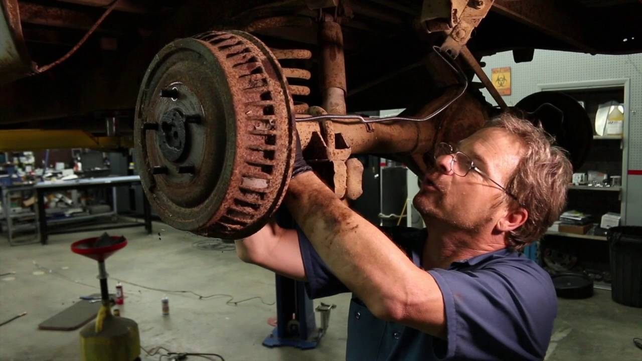 small resolution of how to replace brake lines for 1967 1972 gm trucks kevin tetz with lmc truck