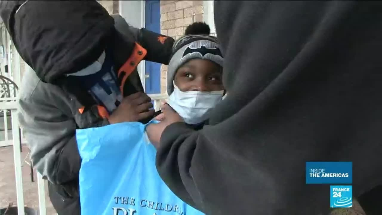 Baltimore: Why are African-Americans more affected by the virus?