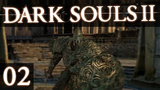 DARK SOULS 2 #02 - Wrong Turn! ☆ Let's Play Dark Souls II