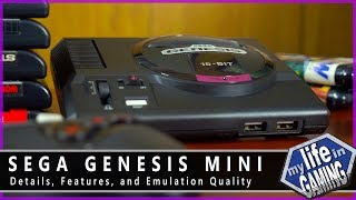 Sega Genesis Mini - Details, Features, and Emulation Quality :: MLiG Mini / MY LIFE IN GAMING