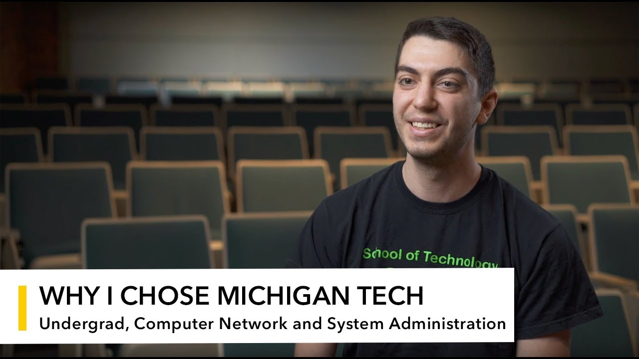 Preview image for Michael Dabish: Computer Network and System Administration video