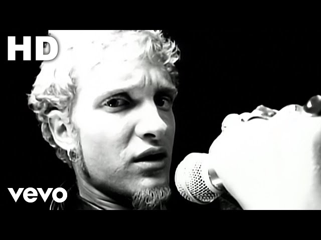 Alice In Chains - Sea Of Sorrow (Official Video)