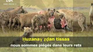 "Lounès MATOUB - en duo avec Idir ""Ay izem"" sous-titrage (Kabyle / Français)"
