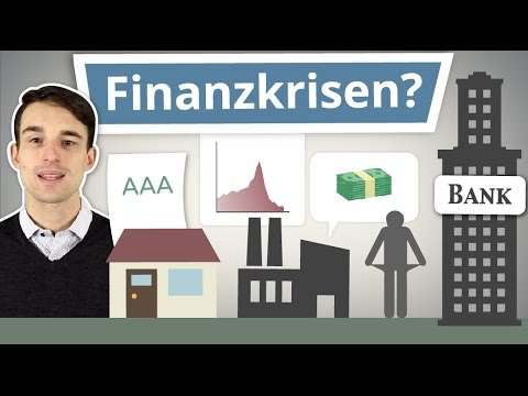 Finanzkrise einfach erklärt: Börsencrash 1929, DotCom Blase, Weltwirtschaftskrise 2008 & Tulpenkrise