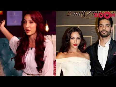 "Nora Fatehi: ""I got my fire back after my break up with Angad Bedi"" 