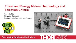 Power and Energy Meters: Technology and Selection Criteria