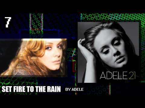Top 10 Songs - December 2011