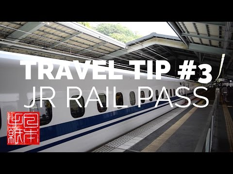 Travel Tips - JR Rail Pass - Letters From Japan