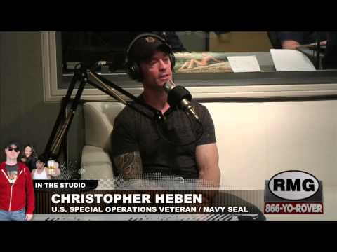Former Navy SEAL Chris Heben - full interview