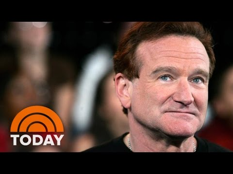 Robin Williams' Widow Reveals Details About Actor's Struggle In His Final Days | TODAY
