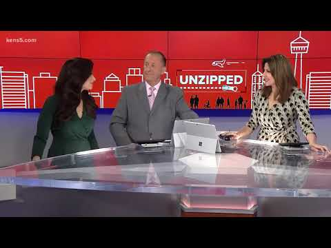 2/24/2020 KENS 5 Visits Office Furniture Liquidations and Leon Valley