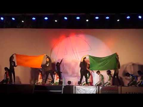 Aazaadiyan   Begum Jaan   Chunar   Disney's ABCD2   Patriotic Dance   Independence Day
