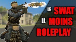 Le SWAT le MOINS RP DU SERVEUR C'EST MOI - GMOD DarkRP FR