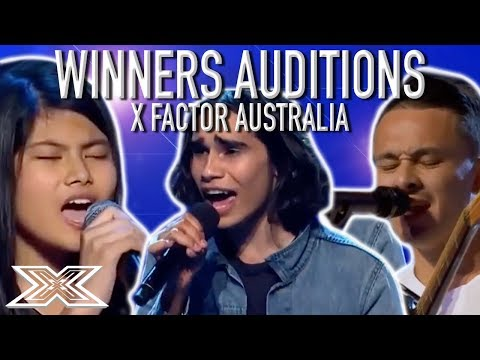WINNERS Auditions From X Factor Australia | X Factor Global
