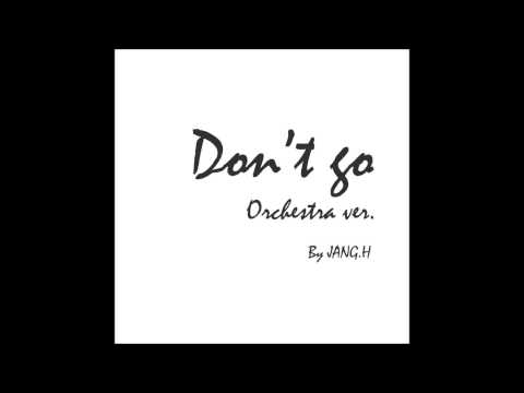 EXO - 나비소녀(Don't go) Orchestra ver. 오케스트라 편곡 버젼