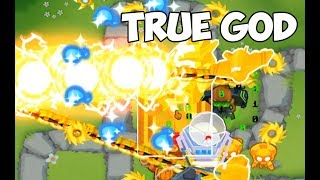 How Do you Get The BEST MAX GOD? - Bloons TD 6
