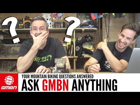 What's Harder, Enduro Or Downhill MTB?  Ask GMBN Anything About Mountain Biking