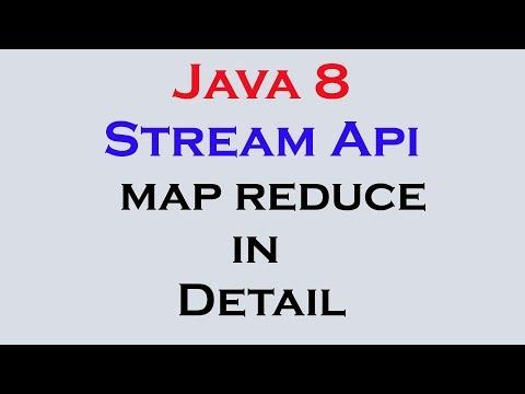 17.13 Java 8 Stream Api Features Part 11 Stream Map Reduce Methods In Detail