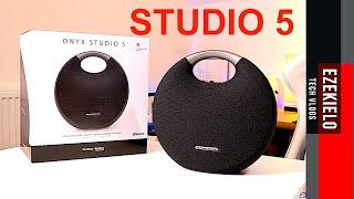 Introducing Harman Kardon Onyx studio 5 with SOUND TEST