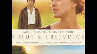 Soundtrack - Pride and Prejudice - Your Hands Are Cold