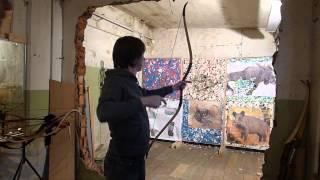 Traditional Shooting Lesson 3. Урок традиционной стрельбы