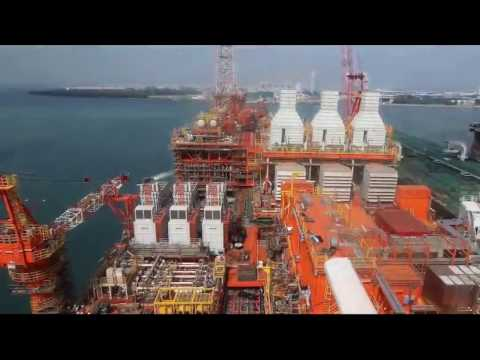 The story of the FPSO construction - East Hub Project | Eni Video Channel