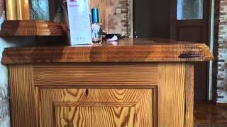 Комод из сосны правильное исполнение крышки(Practical advices of furniture-maker).(Сделано правильно . Крышка прижата к бокам на шурупы и стоит хорошо.Похожие видео по изготовлению комодов:..., 2015-12-04T05:35:38.000Z)