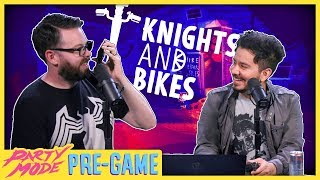 Knights and Bikes and Phone Calls to British People - Party Mode