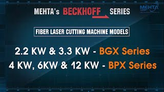 Beckhoff Fiber Laser Cutting Machine