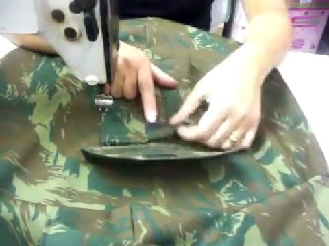 Como fazer bolso mochila