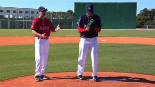 Corrective Video: PITCHING | STARTER STEP