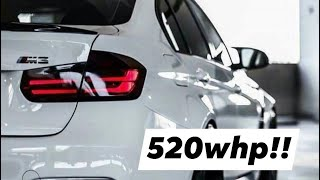2015 BMW M3 vs 2008 Civic Si Supercharged
