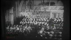 """Dresdner Kreuzchor (1944) Ausschnitt """"Bilder deutscher Städte - Dresden gestern und heute"""" (1983)"""