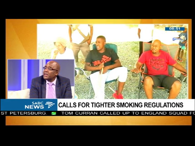 Calls for tighter smoking regulations