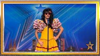 Pierde a su niña en escena y el jurado corta su actuación | Audiciones 4 | Got Talent España 2019