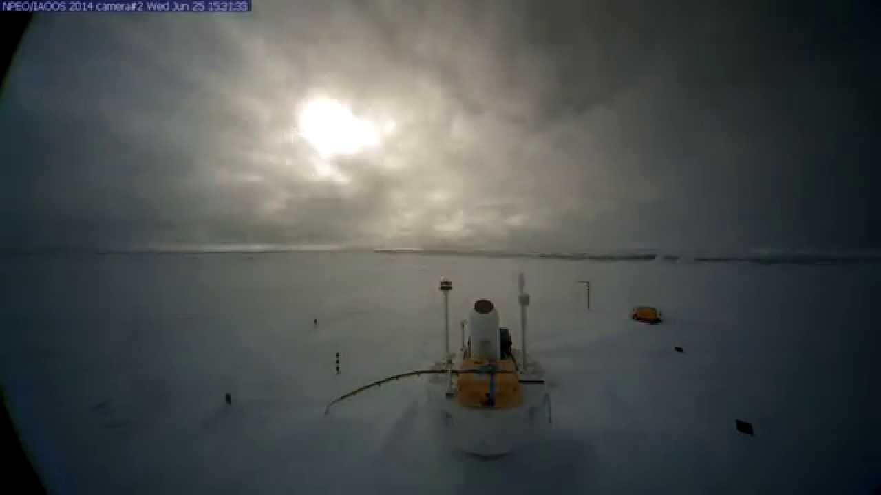 Aurora borealis notifications
