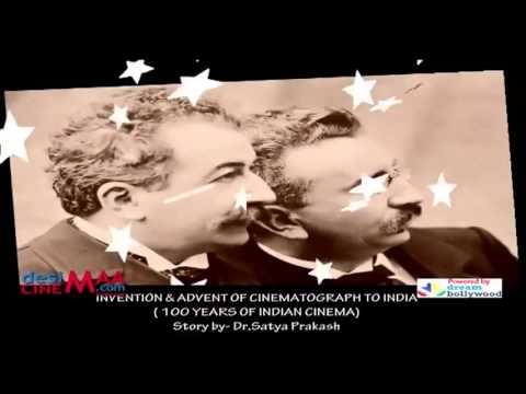 Discovery of Film Camera : Paris to Bombay