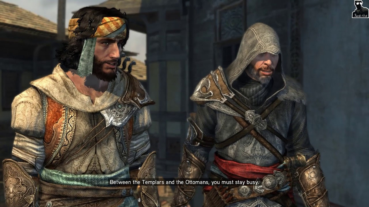 Assassin S Creed Revelations Walkthrough Part 3