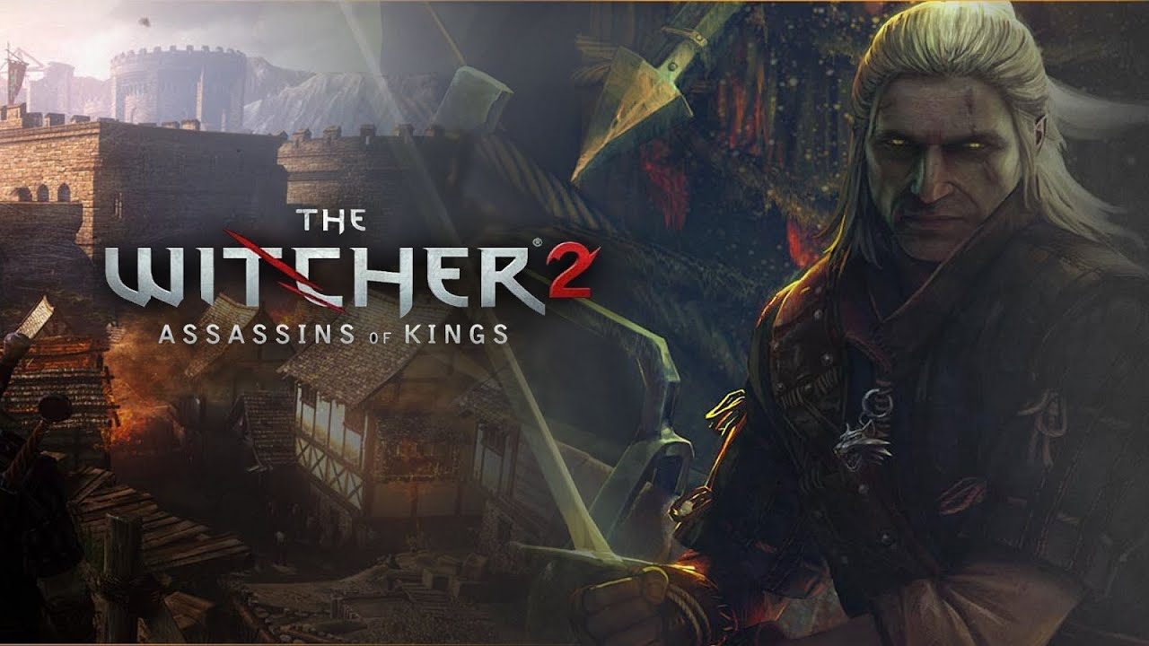 Witcher 2 Enhanced Edition