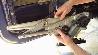 Comment démonter un lève vitre sur Twingo 1