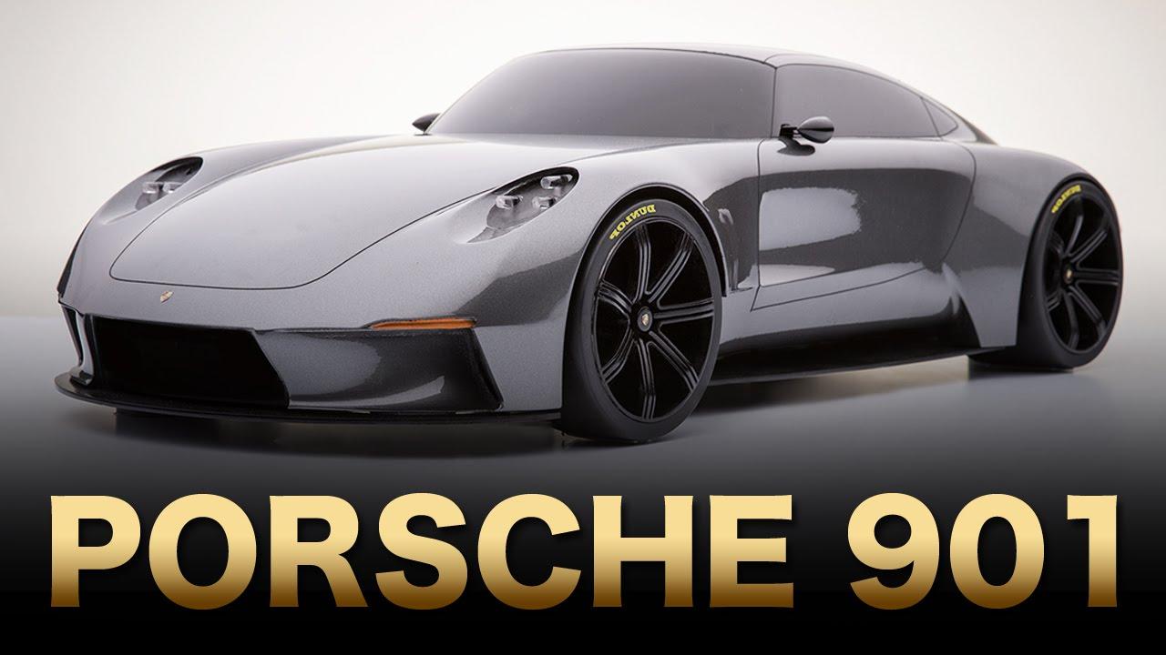 Porsche 901 Concept Youtube
